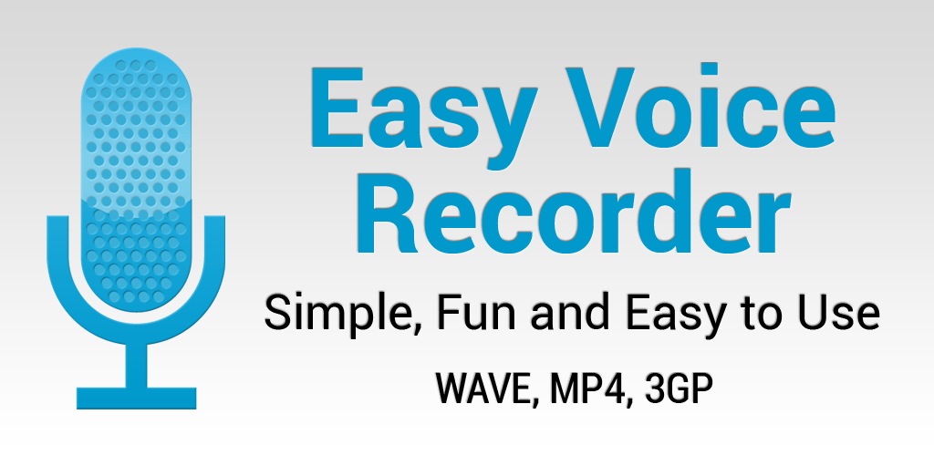 Easy Voice Recorder Pro for Android.