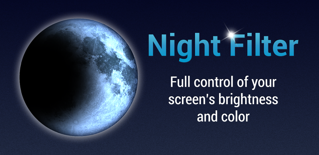 Night Filter for Android.